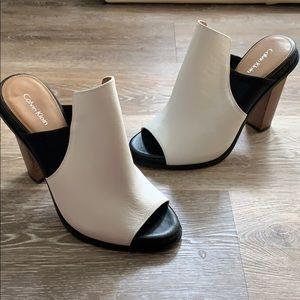 Calvin Klein Booties!!